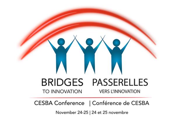 Bridges to Innovation: CESBA Conference logo